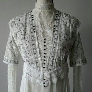 Vintage Edwardian Era Dress
